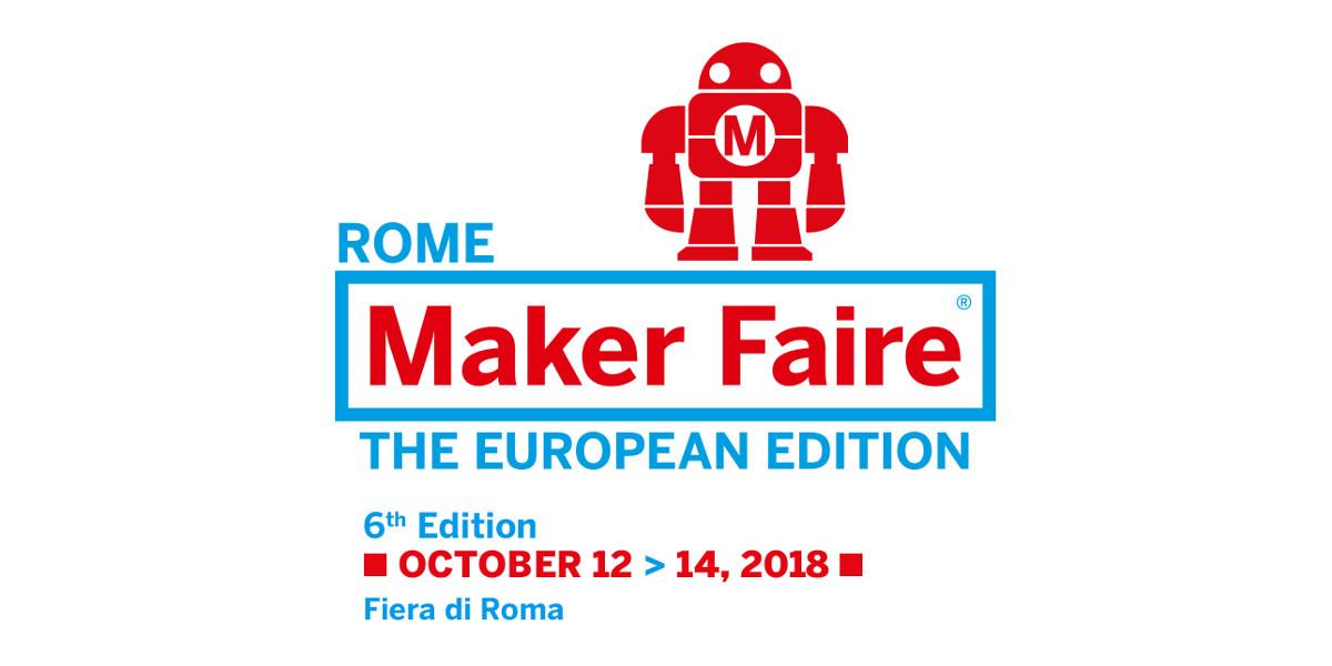 Maker Faire Rome, al via la sesta edizione