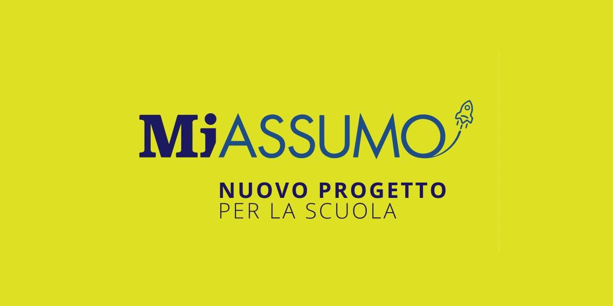 MiAssumo, l'iniziativa digitale dedicata alla formazione per le professioni del futuro