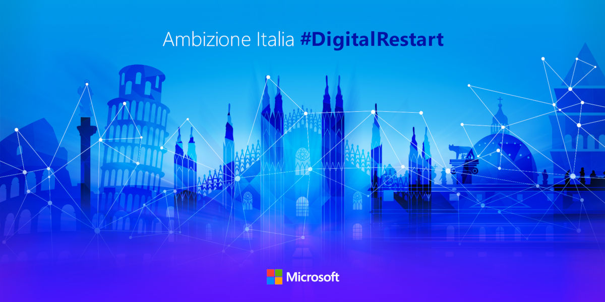 Microsoft aumenta l'impegno nella diffusione di competenze digitali