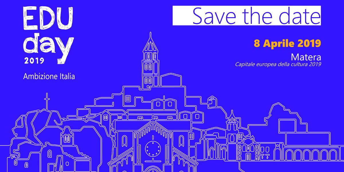 Microsoft Edu Day, a Matera un confronto sulle nuove frontiere digitali della didattica