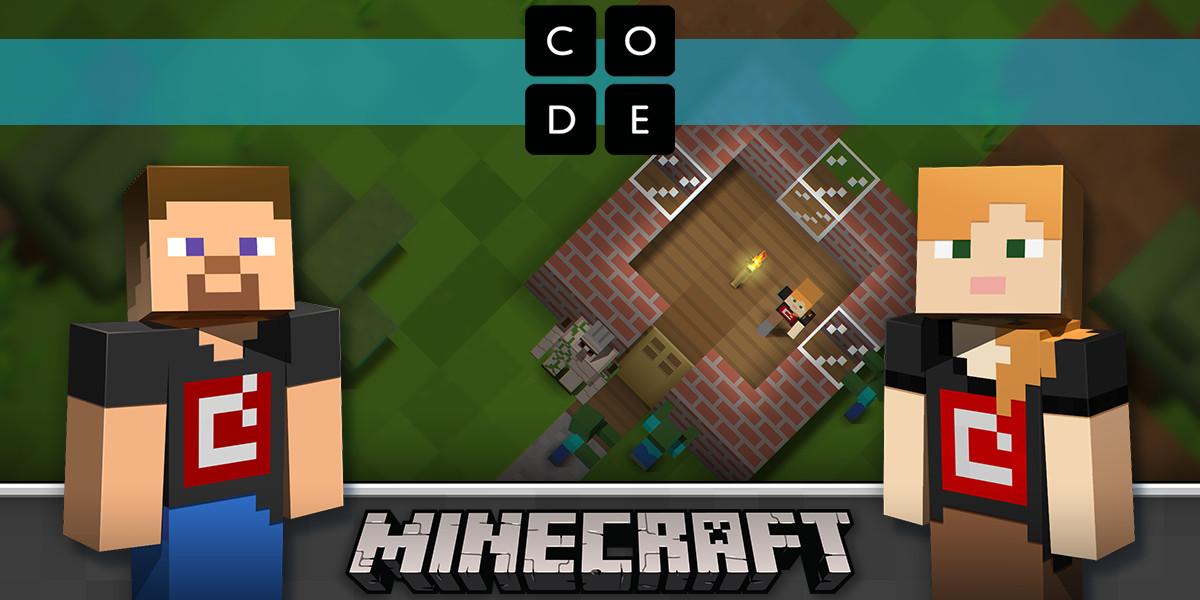 Minecraft Hour of Code Designer arriva nelle scuole italiane