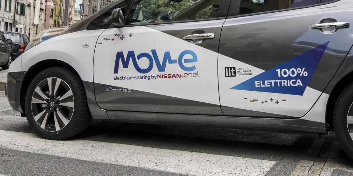 Mov-e, il car sharing aziendale a zero emissioni