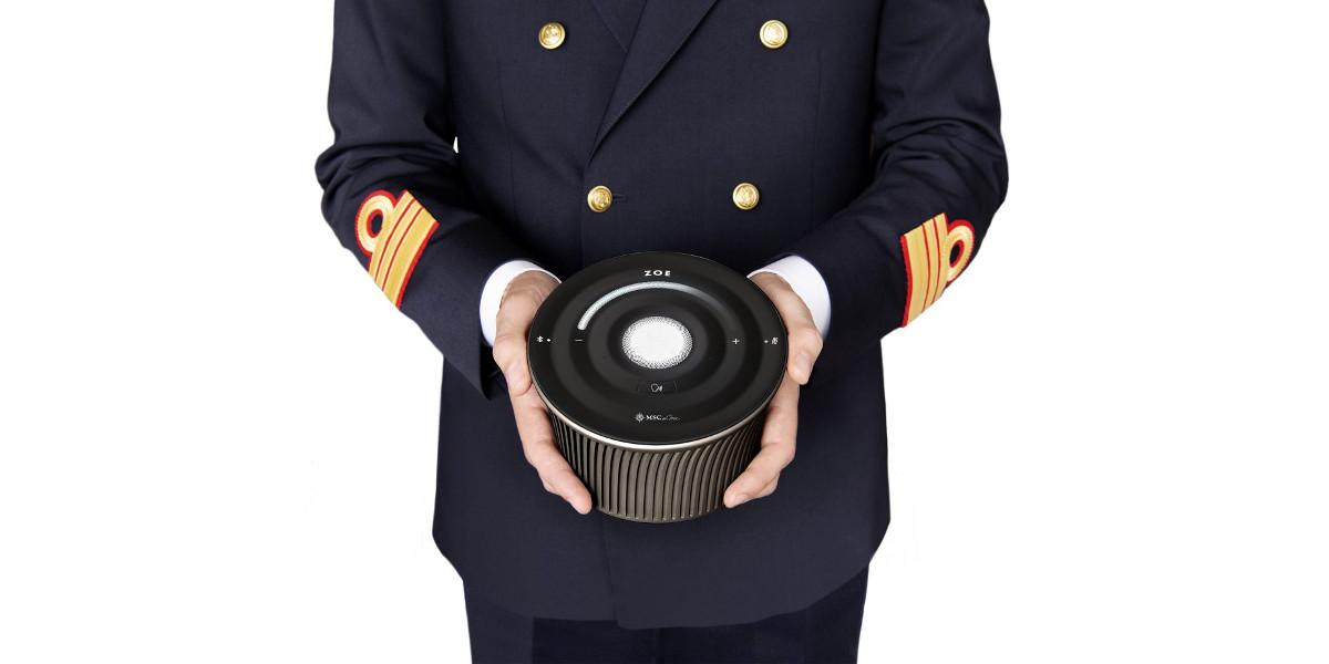 MSC Crociere presenta il primo assistente vocale da cabina