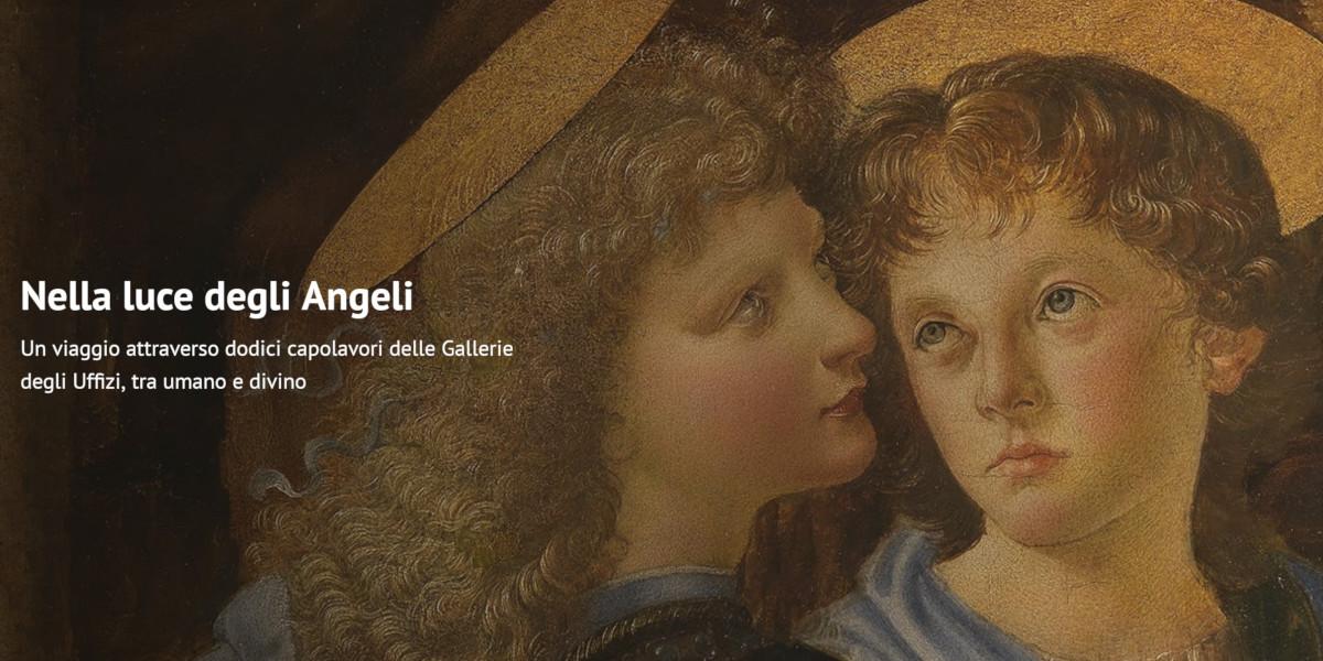 Nella luce degli Angeli, la mostra virtuale degli Uffizi dedicata al Natale