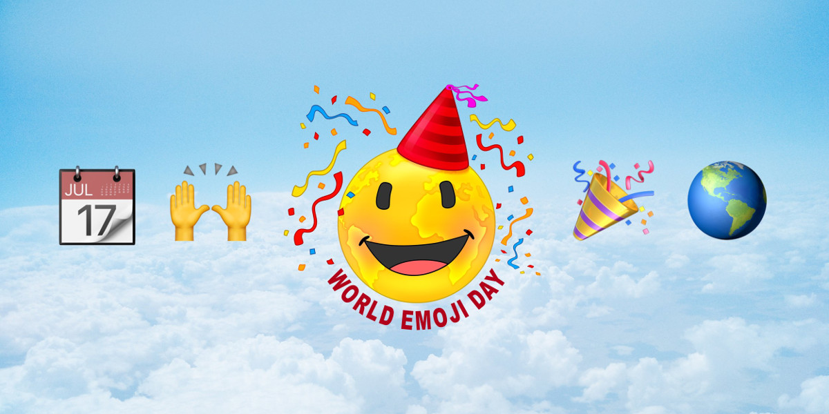 Oggi è il World Emoji Day