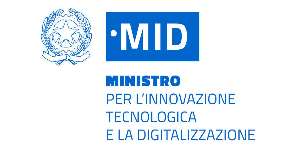 Online il sito del Ministero per l'innovazione tecnologica e la digitalizzazione