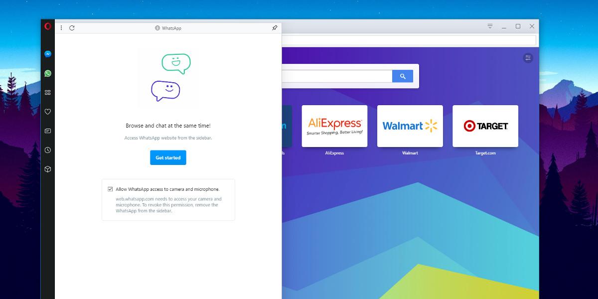 Opera Reborn rivoluziona il concetto di browser internet