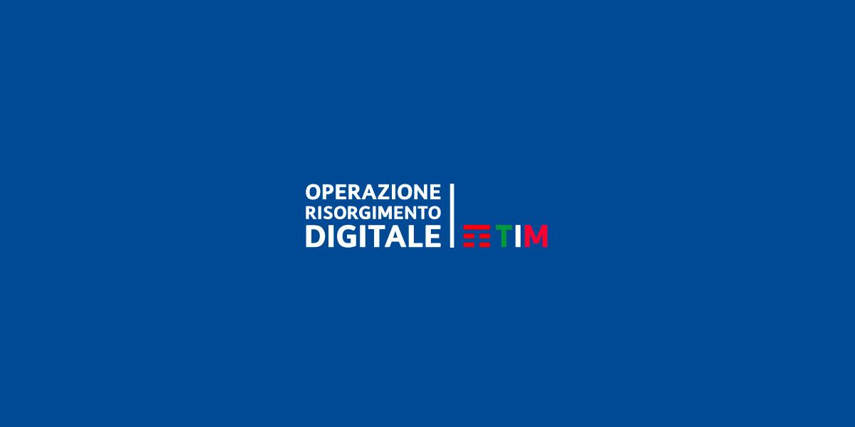 Operazione Risorgimento Digitale e RaiPlay insieme per raccontare l'impatto positivo del digitale sulla vita delle persone