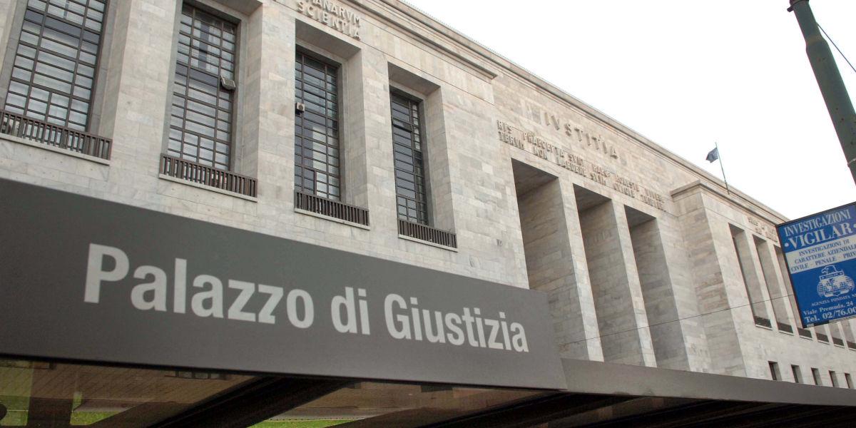 Il Palazzo di Giustizia di Milano porta online i processi per direttissima