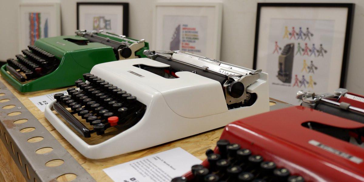 Il patrimonio artistico di Olivetti rinasce con il digitale