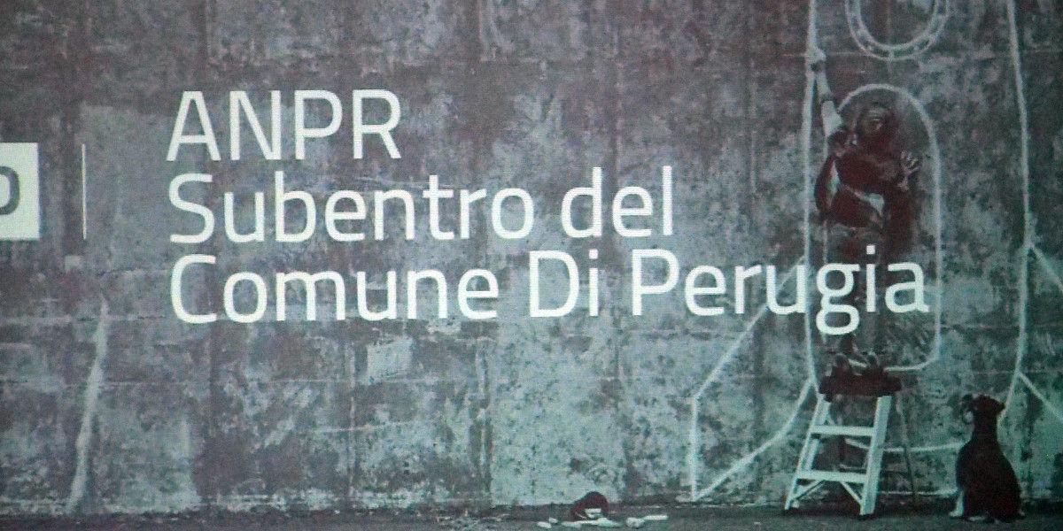 Perugia è il primo capoluogo di regione in ANPR