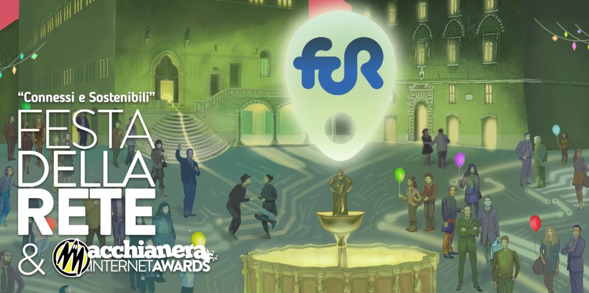 A Perugia tornano la Festa della Rete e i Macchianera Internet Awards