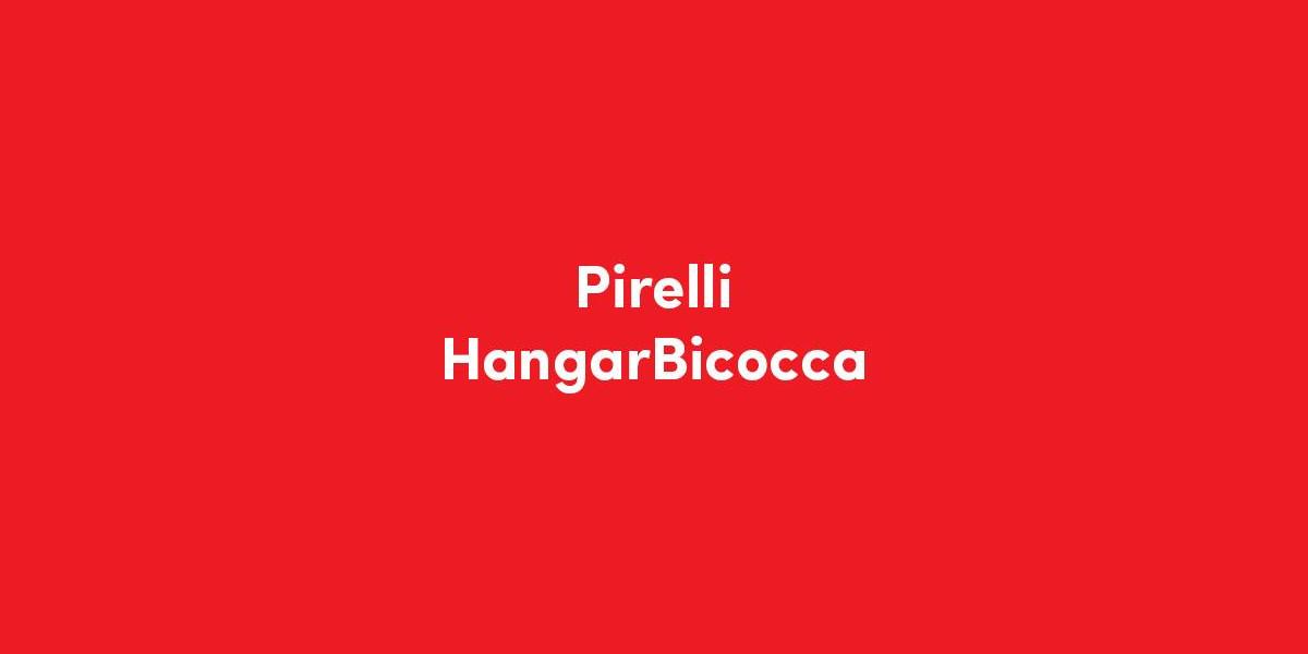 Pirelli HangarBicocca lancia Bubbles