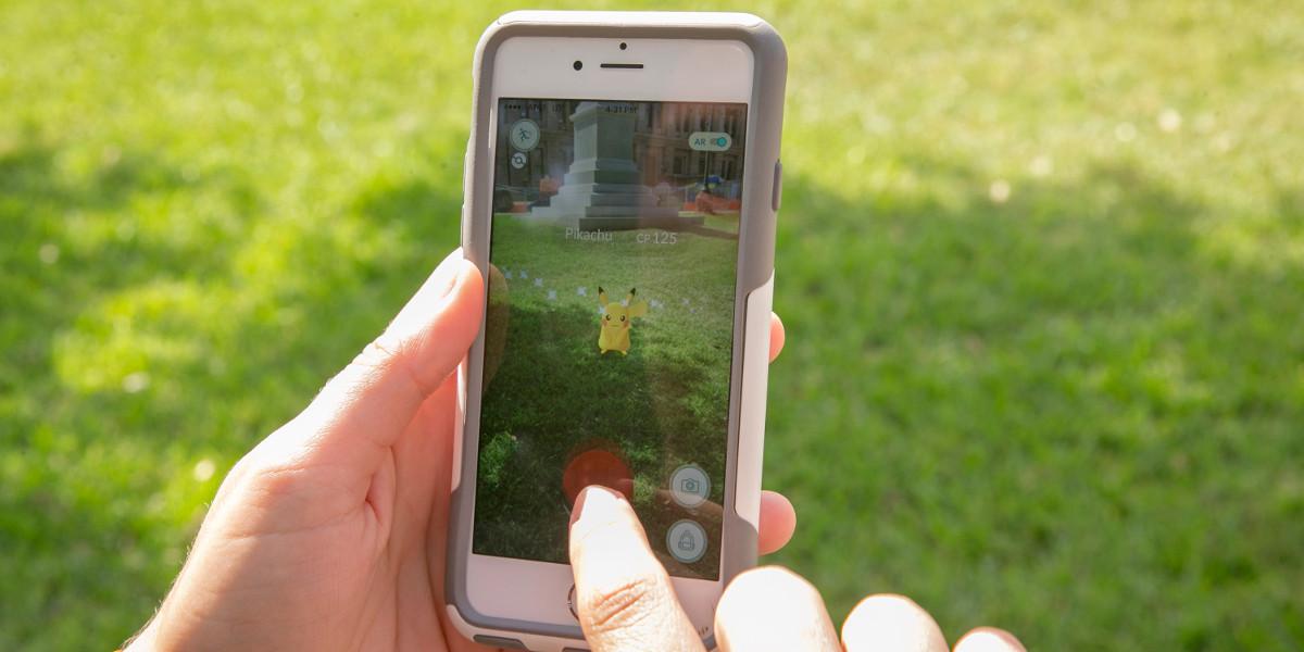 Pokémon GO e le potenzialità della realtà aumentata