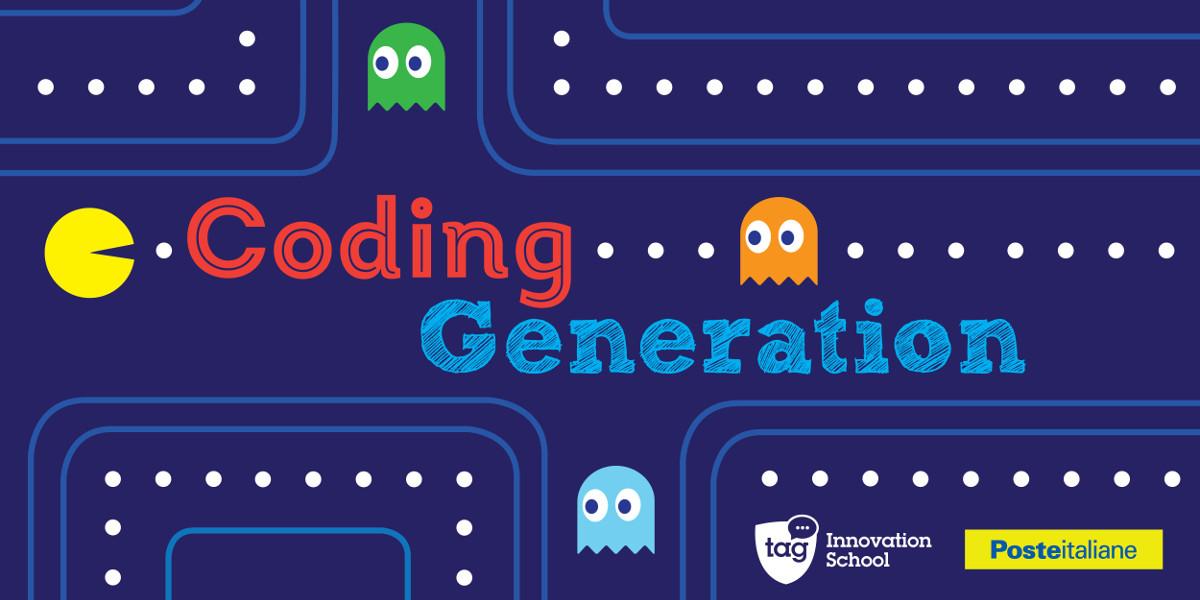 Poste Coding Generation, il percorso didattico dedicato al coding di Poste Italiane