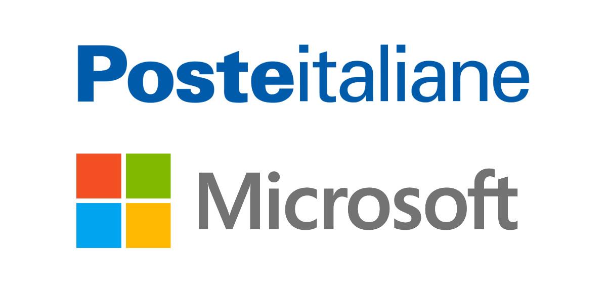Poste Italiane e Microsoft insieme per accelerare la trasformazione digitale