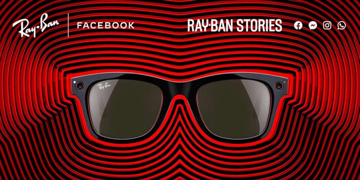 Ray-Ban Stories, disponibili in Italia gli occhiali smart di Facebook ed EssilorLuxottica