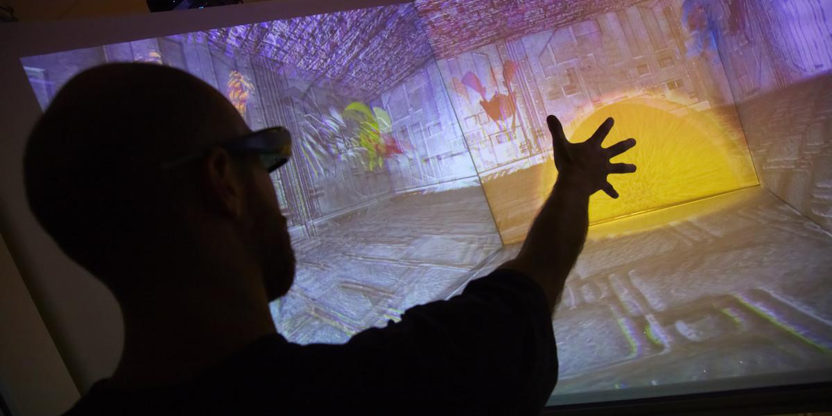 La realtà virtuale trasforma il teatro