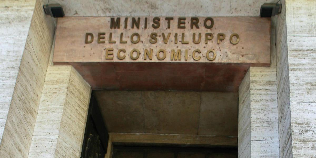 Registro Trasparenza, online l'attività del Ministero dello Sviluppo Economico