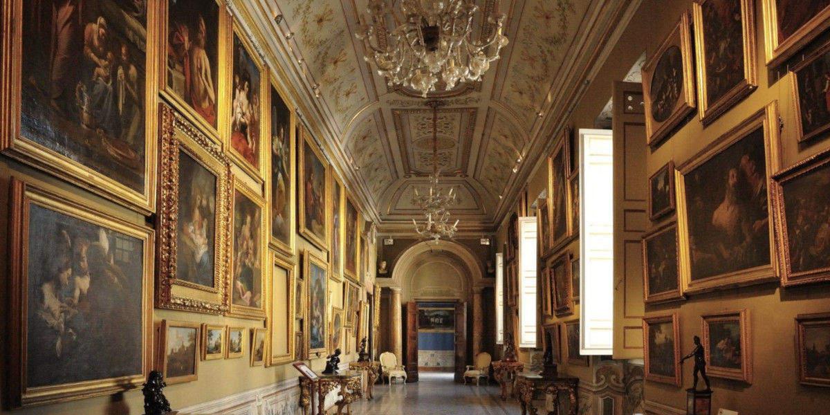 Roma, la Galleria Corsini passa al digitale