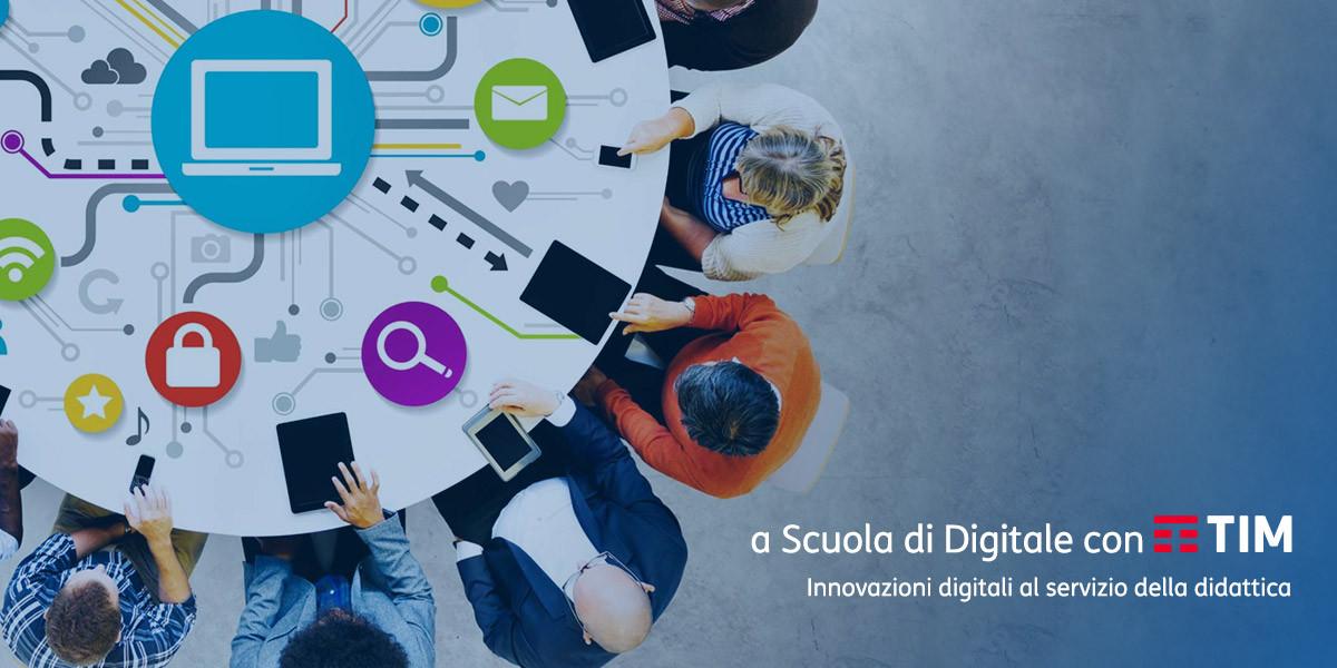 A Scuola di Digitale con TIM: riparte il progetto per avvicinare i docenti al digitale
