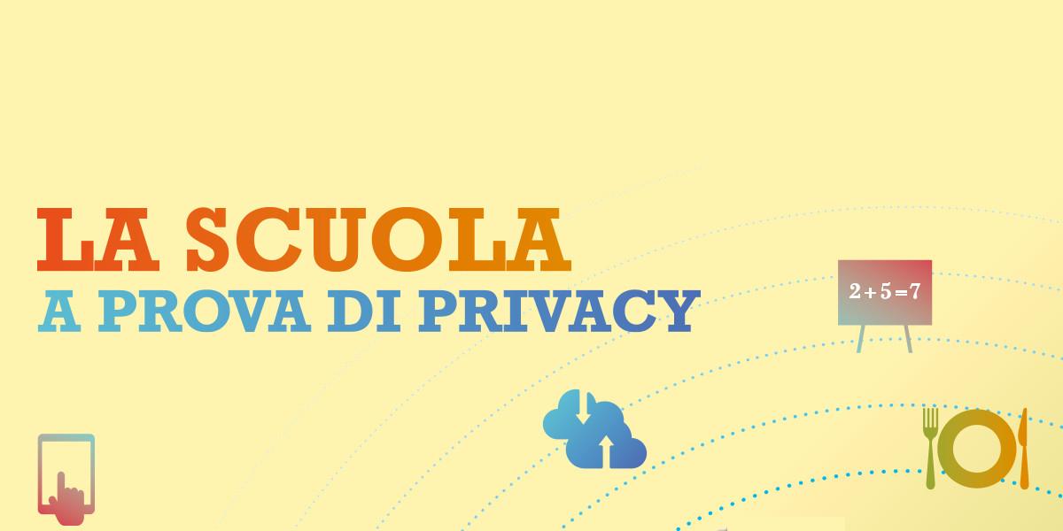 La scuola a prova di privacy, online il vademecum del Garante