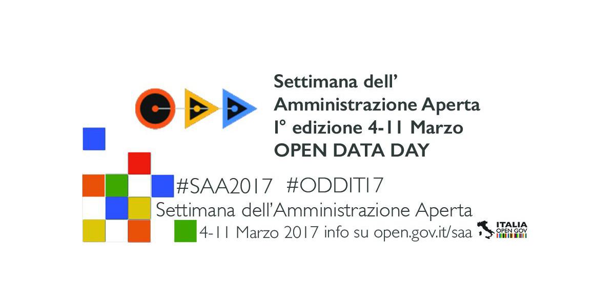 Settimana dell'Amministrazione Aperta, gli Open Data al servizio della società