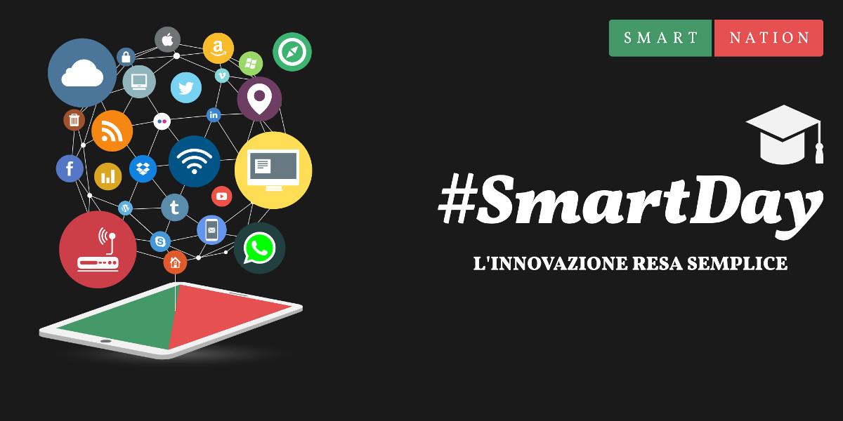 Smart Nation presenta #SmartDay, l'innovazione resa semplice