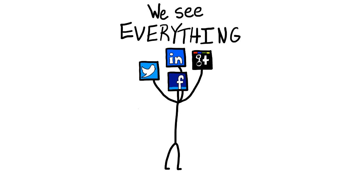I social network e la privacy, un problema da molti non compreso