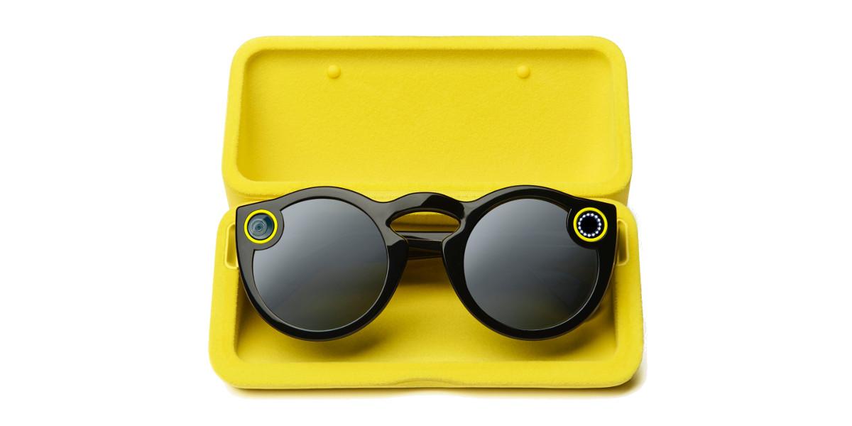 Spectacles, acquistabili online gli occhiali di Snapchat