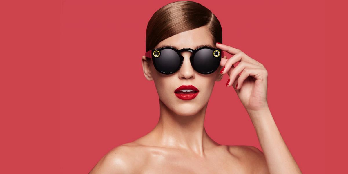 Spectacles, gli occhiali smart e social di Snapchat