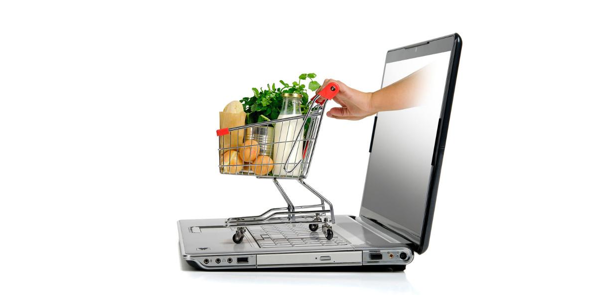 Spesa online, cresce l'acquisto di alimentari