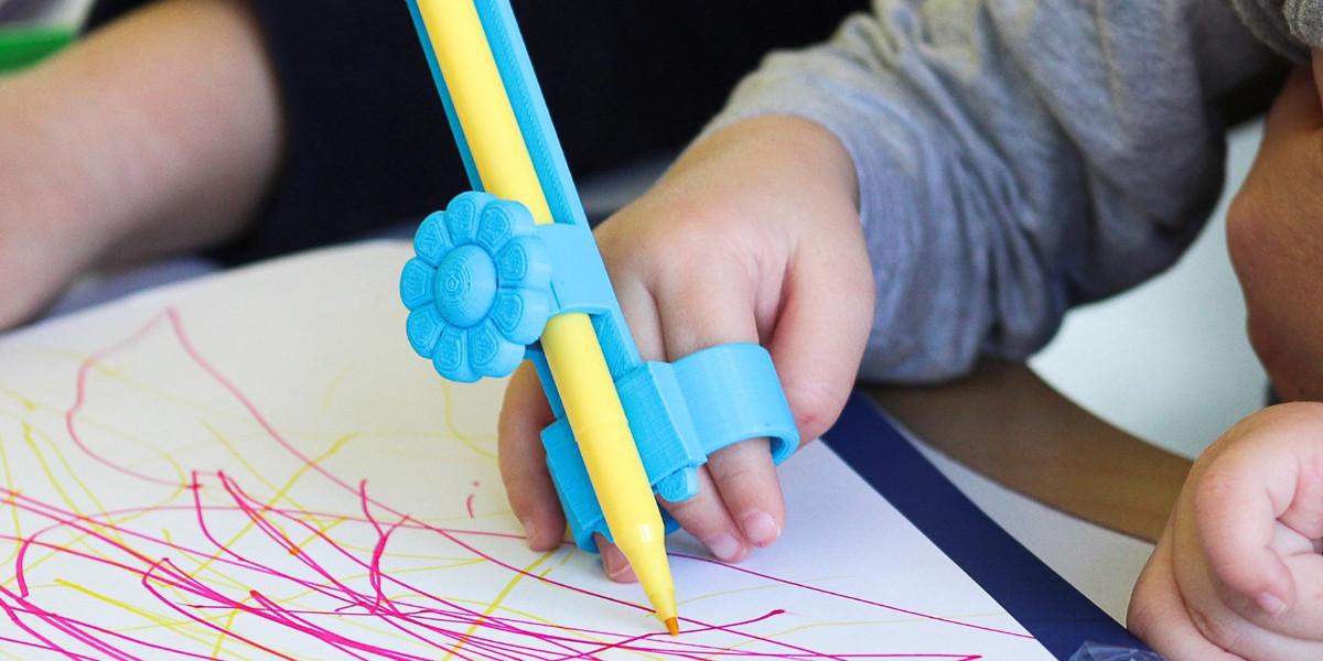 La stampa 3D in aiuto dei bambini con disabilità