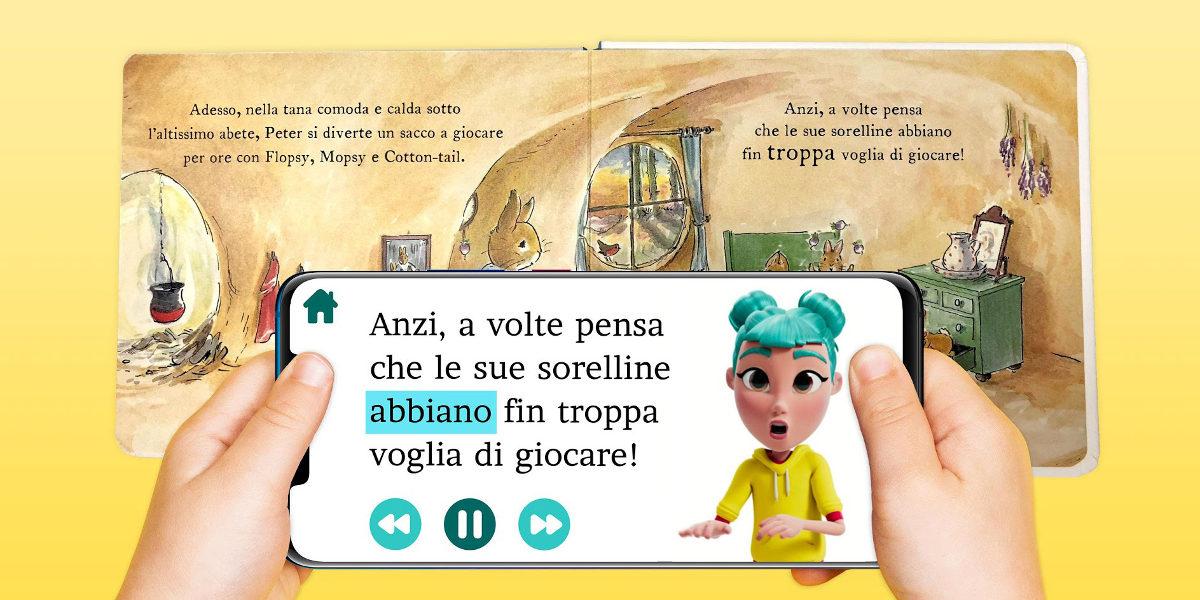 StorySign, l'app che aiuta i bambini non udenti a imparare a leggere