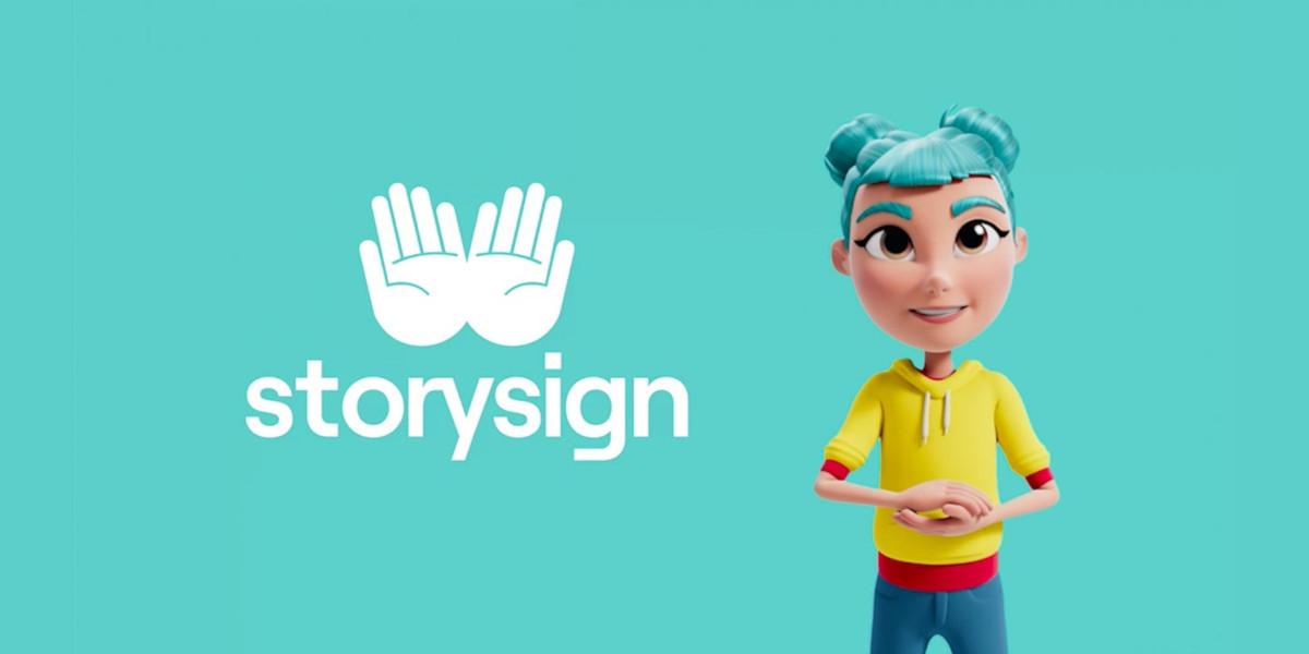 StorySign, l'app per i bambini non udenti espande il proprio catalogo di libri