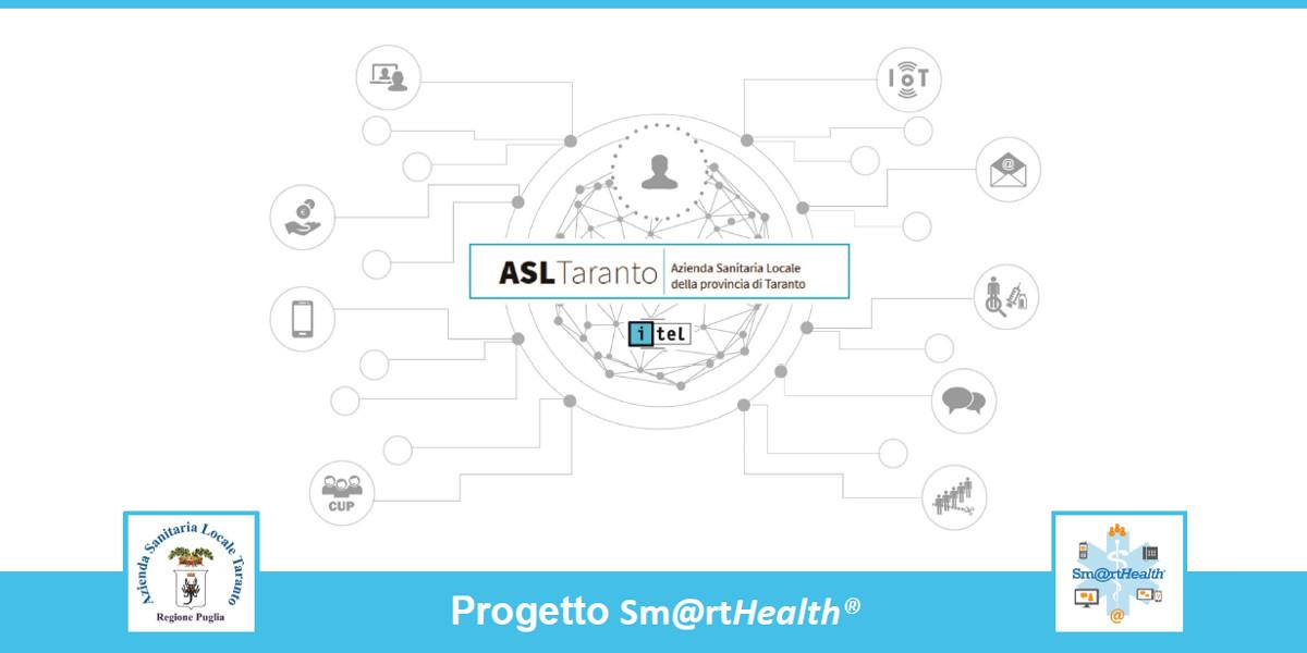 A Taranto la sanità utilizza il digitale per efficientare le comunicazioni
