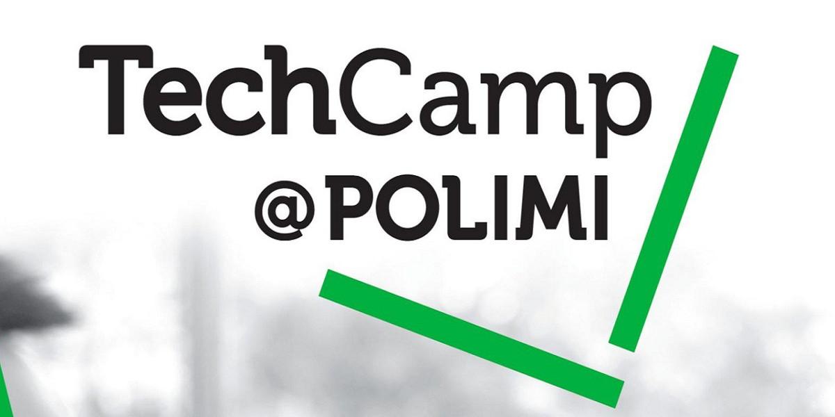 TechCamp@POLIMI, un'educazione scientifica su temi tecnologici