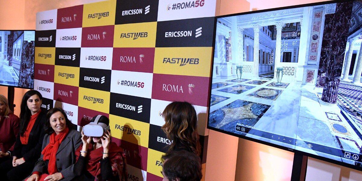 Le Terme di Diocleziano rinascono grazie al 5G e alla realtà virtuale