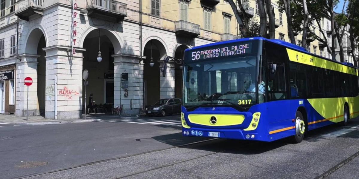 Torino, al via il nuovo sistema di pagamento contactless per i trasporti pubblici