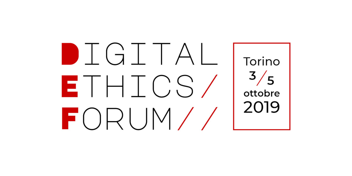 A Torino arriva il Digital Ethics Forum