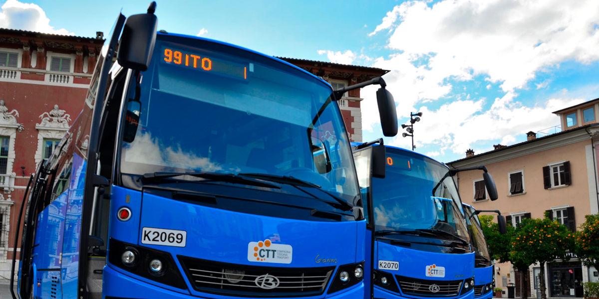 In Toscana il trasporto pubblico passa al digitale
