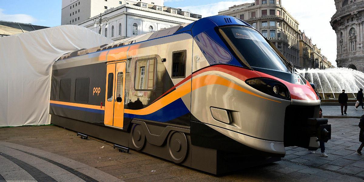 Trenitalia innova la mobilità regionale