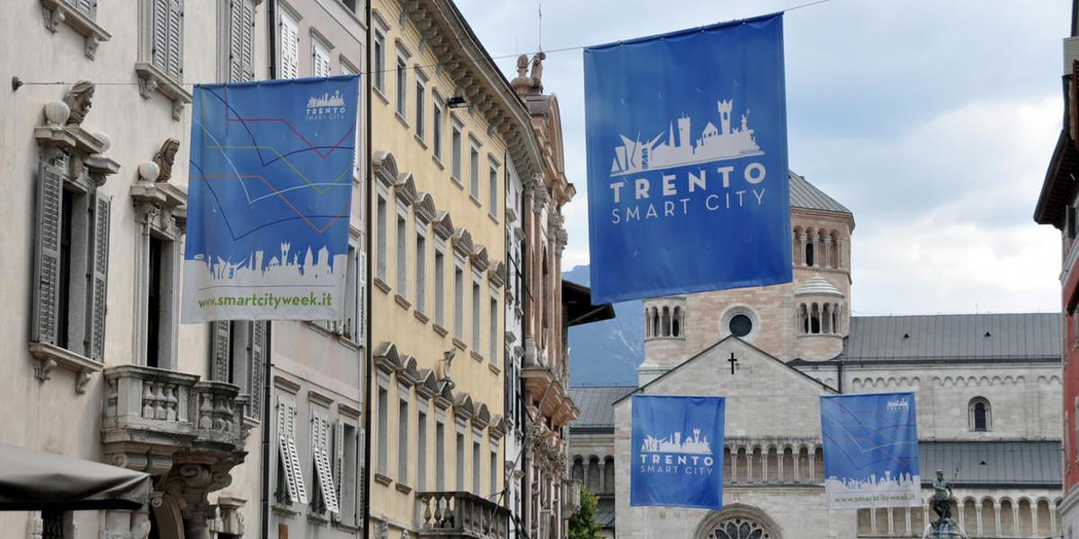 Trento Smart City, alla scoperta della città del futuro