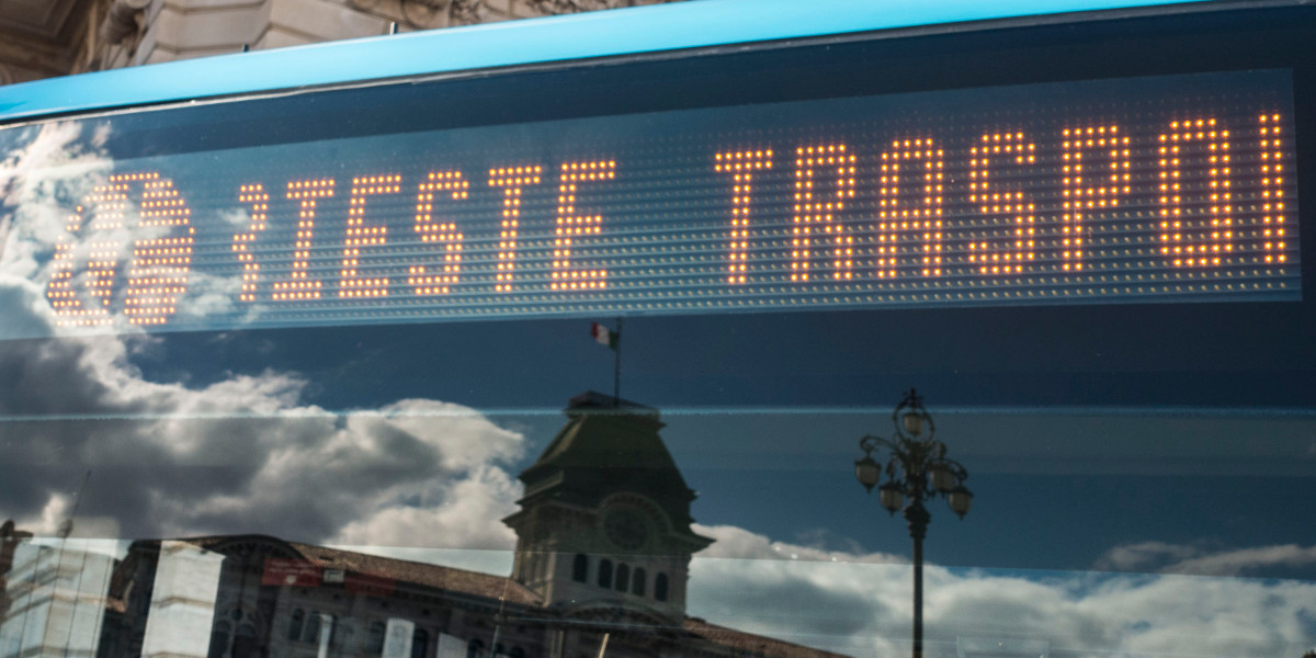 Trieste Trasporti digitalizza la mobilità pubblica di Trieste
