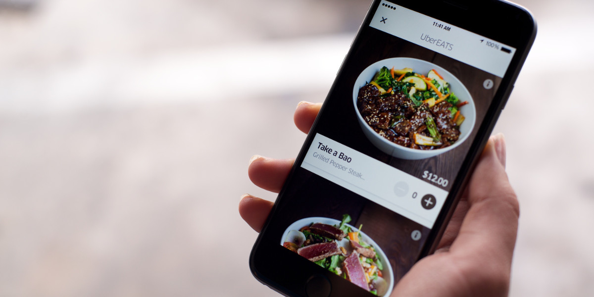 Uber Eats arriva a Milano