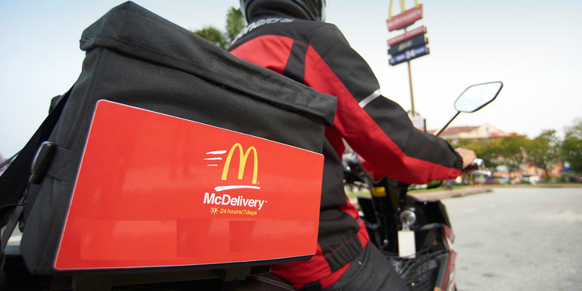 Uber Eats arriva a Napoli con McDelivery di McDonald's