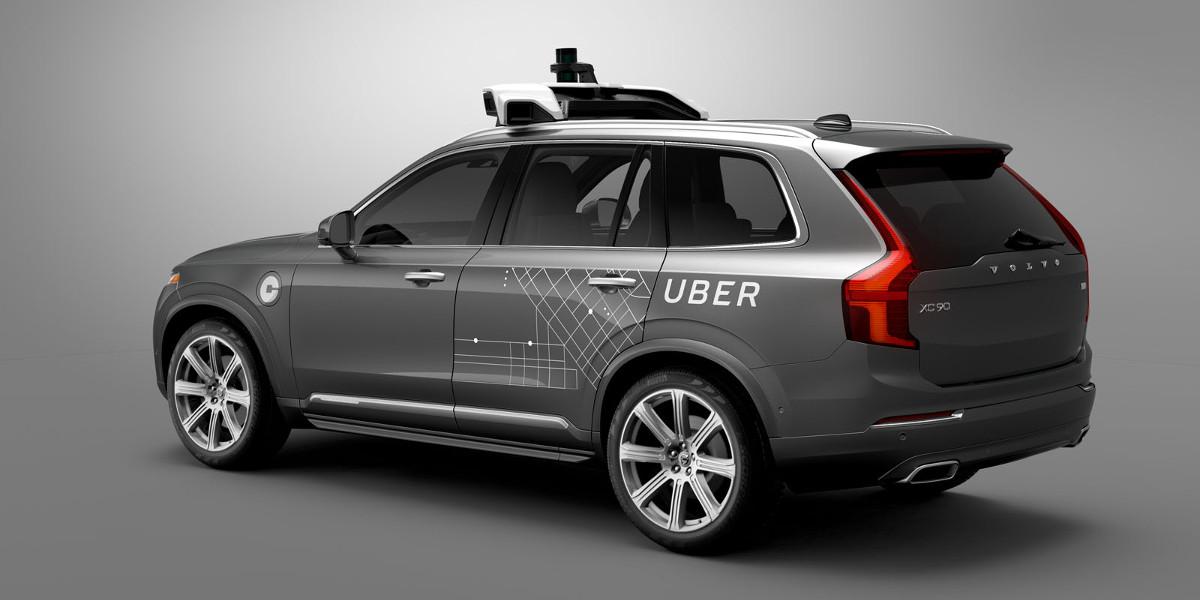 Uber, pronta a prendere servizio effettivo l'automobile senza pilota