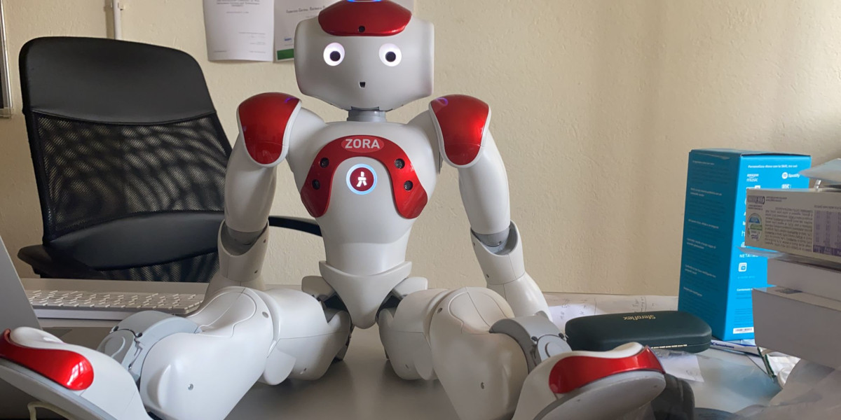L'Università di Cagliari avvia lo sviluppo di un robot per allenare gli anziani