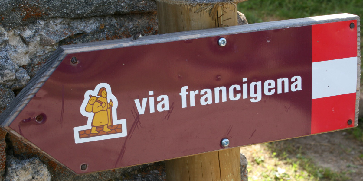 La Via Francigena è esplorabile online