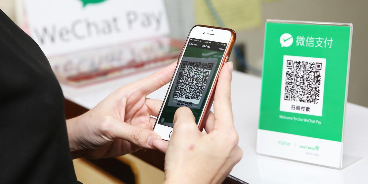 WeChat Pay è attivo in Italia
